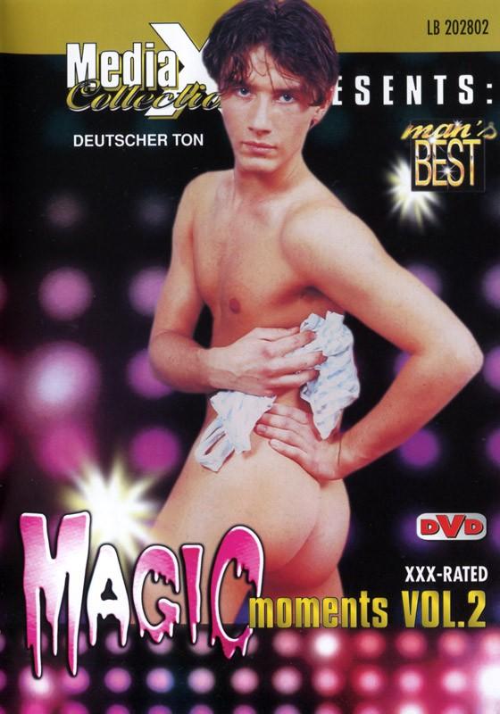 Magic Moments Vol. 2 DVD - Front