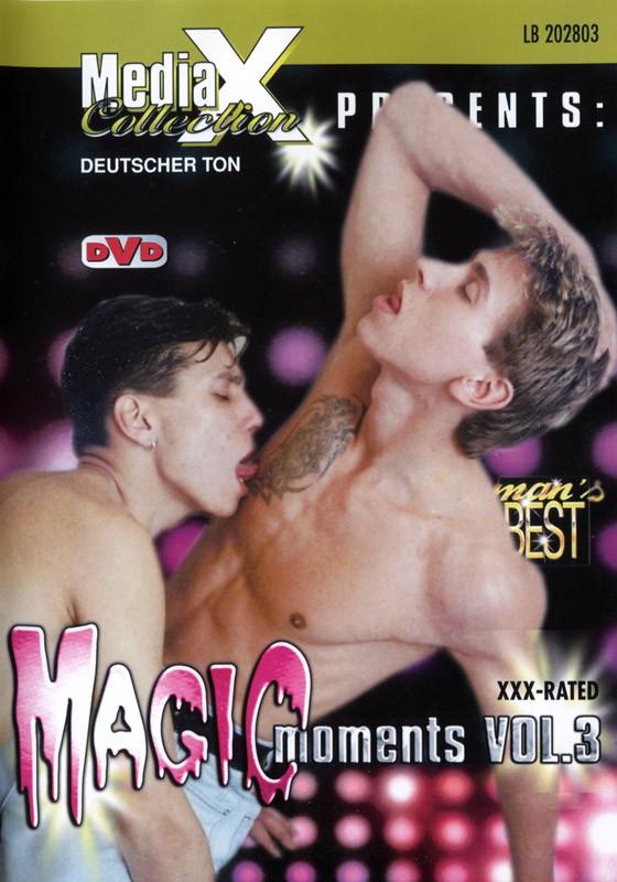 Magic Moments Vol. 3 DVD - Front
