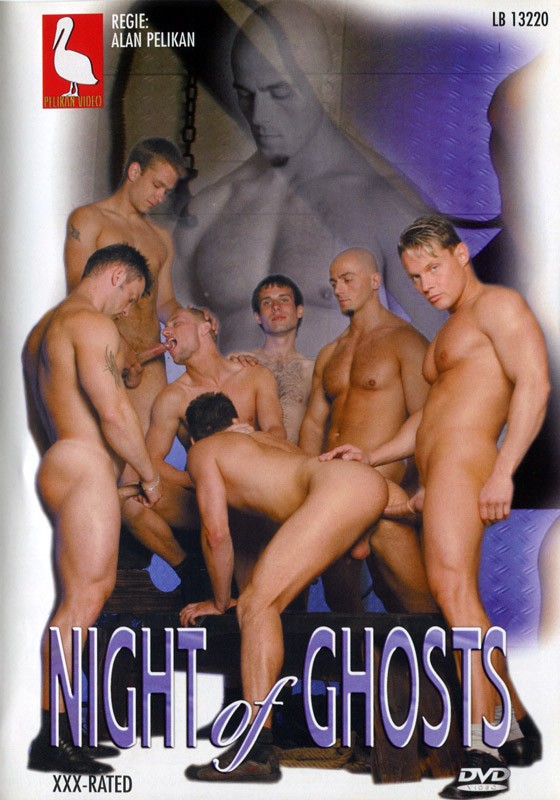 Night Of Ghosts DVD - Front