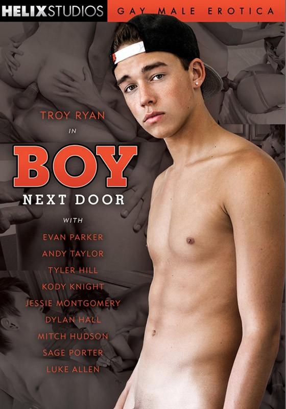 Boy Next Door DVD - Front