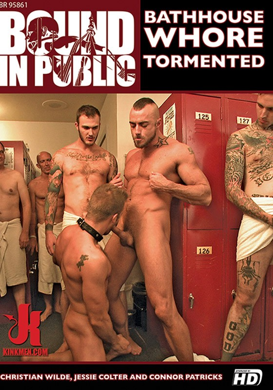 Bound In Public 79 DVD (S) - Front