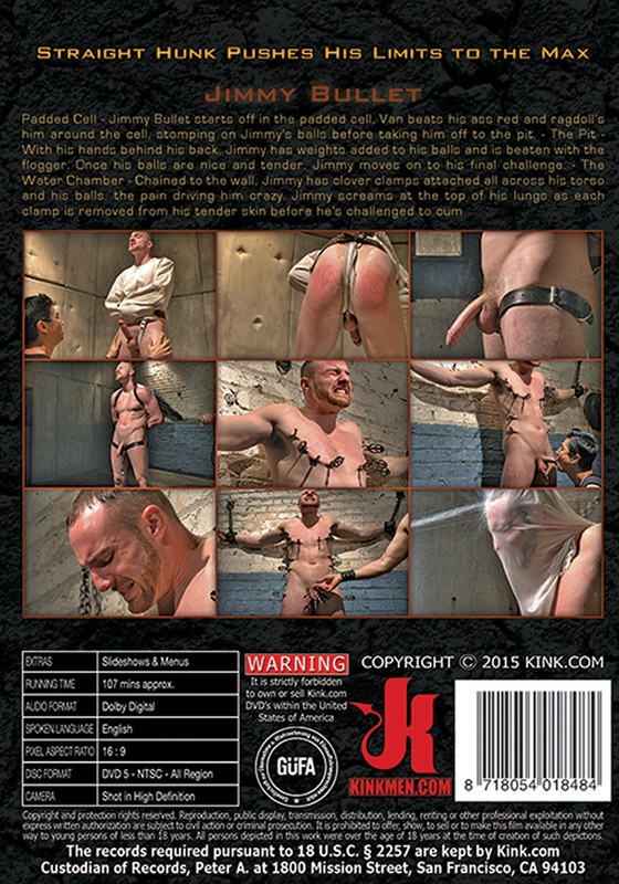 30 Minutes Of Torment 15 DVD (S) - Back