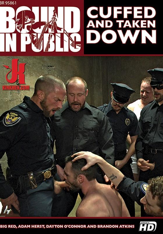 Bound In Public 81 DVD (S) - Front