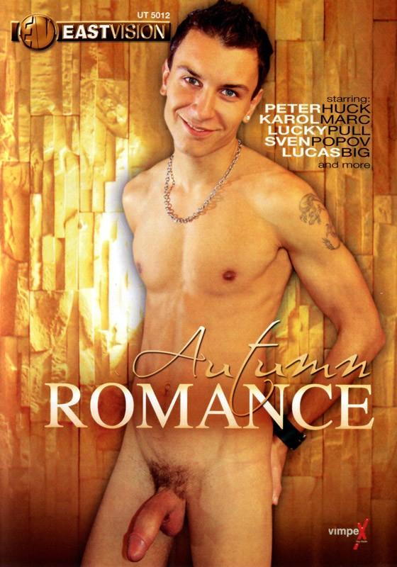 Autumn Romance DVD - Front