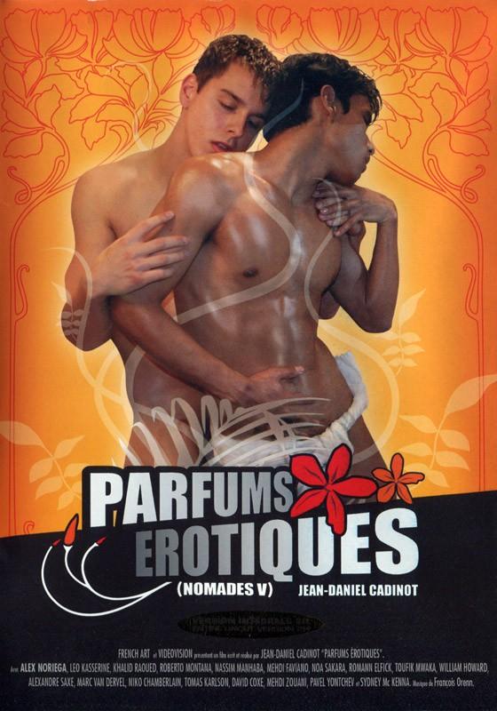 Parfums Erotiques (Nomades V) DVD - Front
