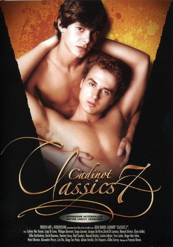 Cadinot Classics 7 DVD - Front
