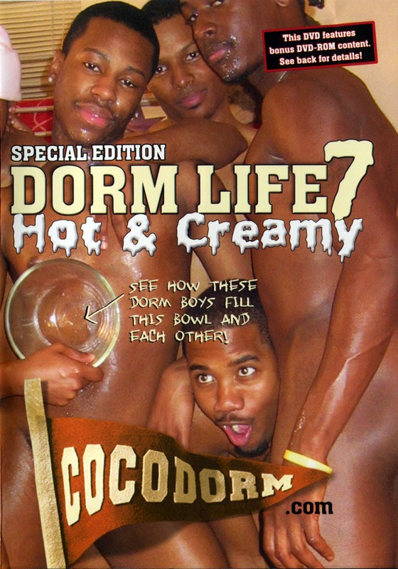 Dorm Life 7: Hot & Creamy DVD - Front