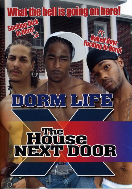 Dorm Life 10: The House Next Door DVD - Front