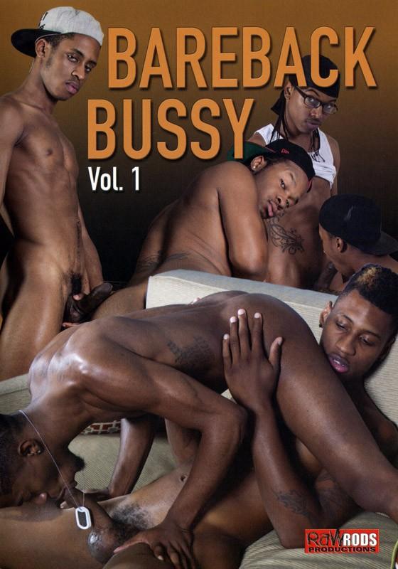 Bareback Bussy Vol. 1 DVD - Front