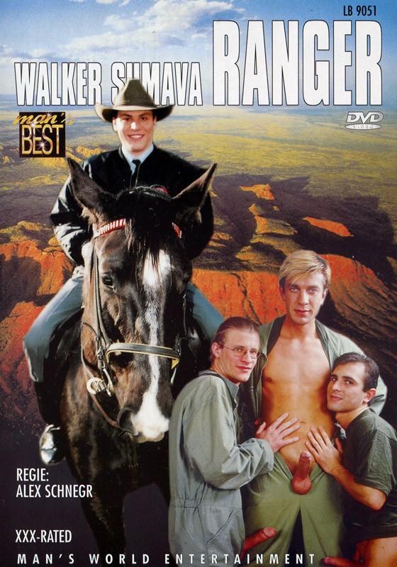 Walker Sumava Ranger DVD - Front