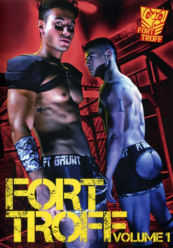 Fort Troff Vol. 1 DVD - Front