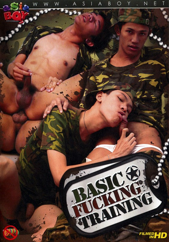 Basic Fucking Training DVD - Front