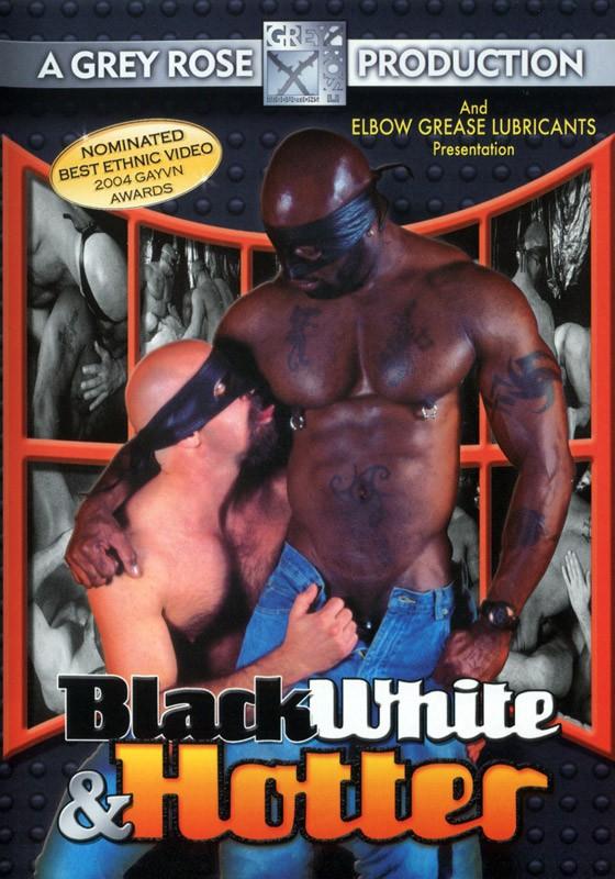 Black White & Hotter DVD - Front