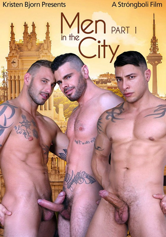Men in the City part 1 DVD - Front