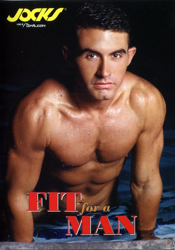 Fit For A Man DVD - Front