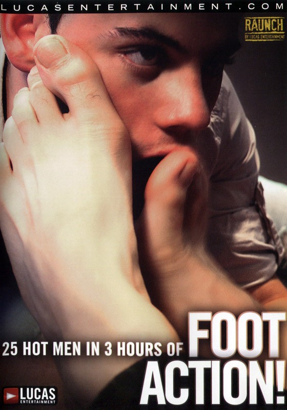 Foot Action DVD - Front