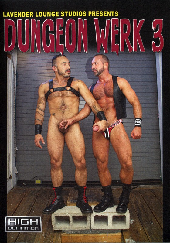 Dungeon Werk 3 DVD - Front