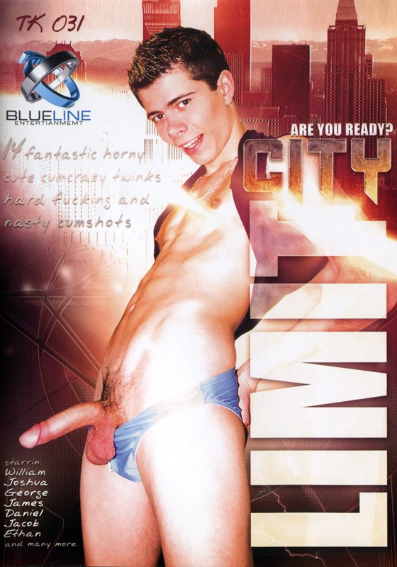 City Limit DVD - Front