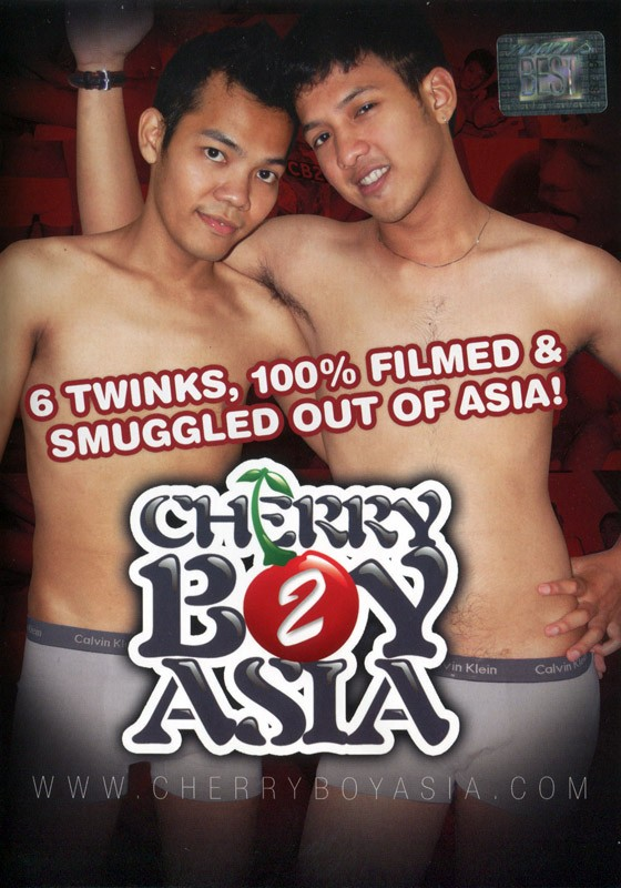 Cherry Boy Asia 2 DVD - Front
