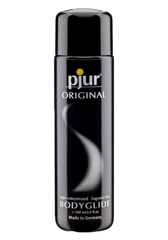 Pjur Original Bottle 100 ml - Front
