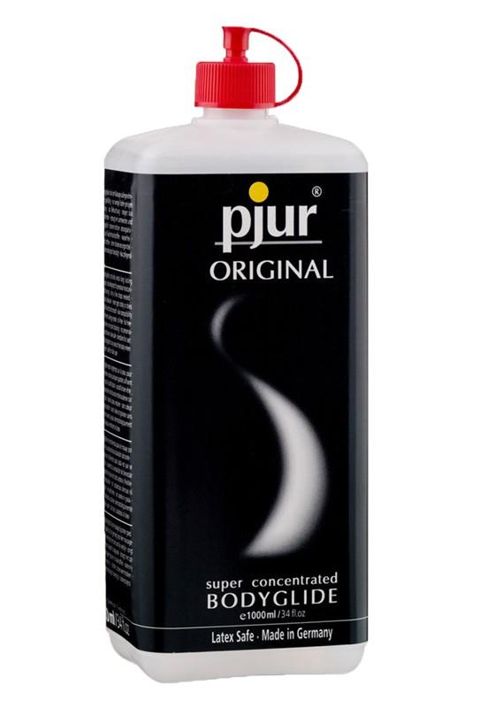 Pjur Original Can 1000 ml - Front