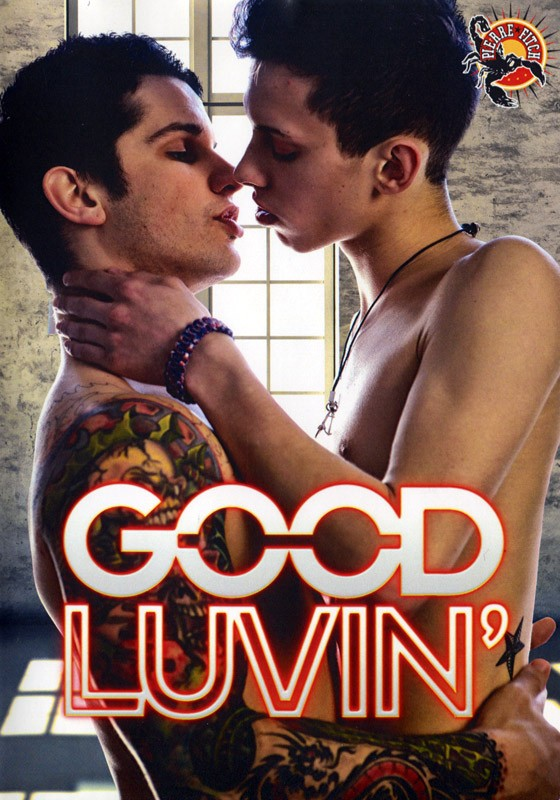 Good Luvin' DVD - Front
