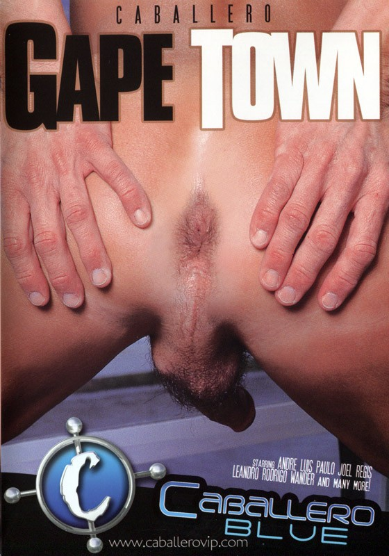 Gape Town DVD - Front