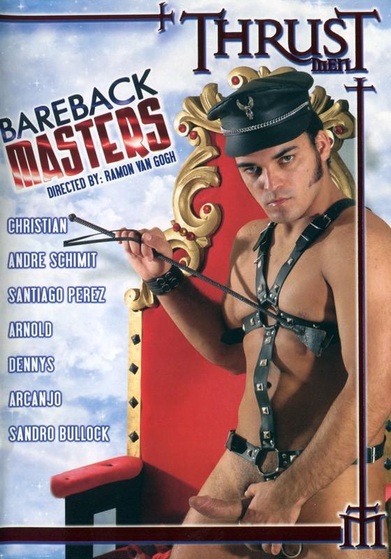 Bareback Master (Thrush) DVD - Front