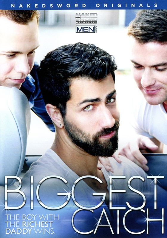 Biggest Catch DVD - Front