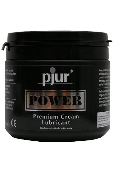 Pjur POWER Premium Creme Tub 500 ml - Gallery - 001