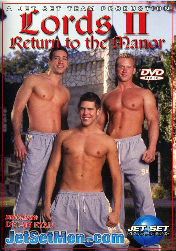 Lords 2 Return to the Manor DVD - Front