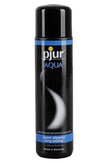 Pjur Aqua Bottle 100ml - Gallery - 001