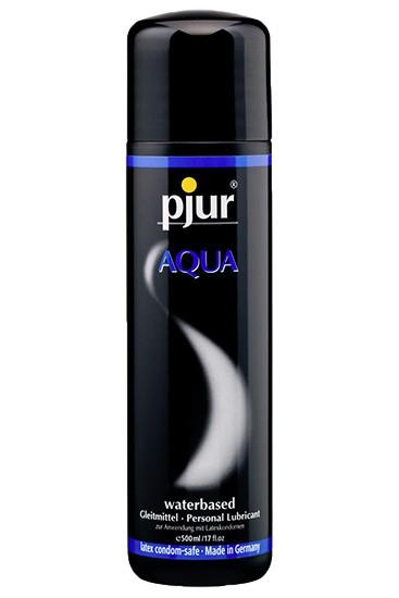 Pjur Aqua Bottle 500 ml - Gallery - 001