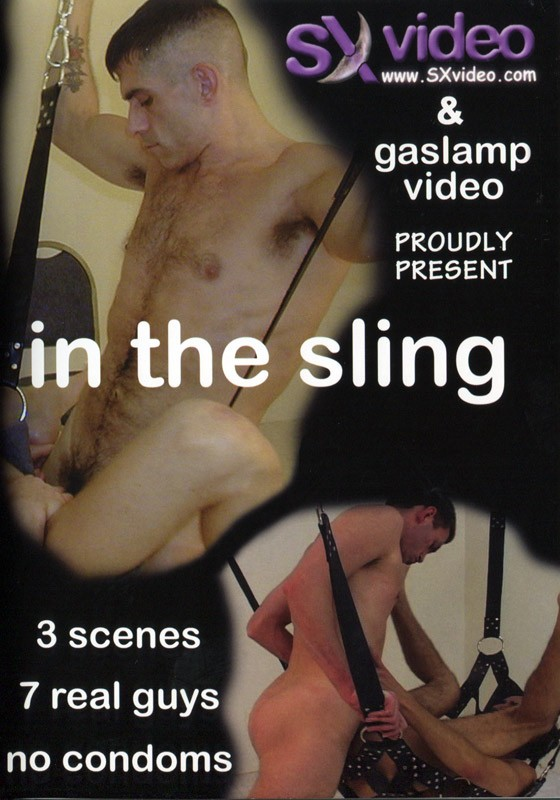 In The Sling DVD - Front