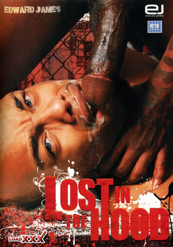 Lost In The Hood DVD - Front