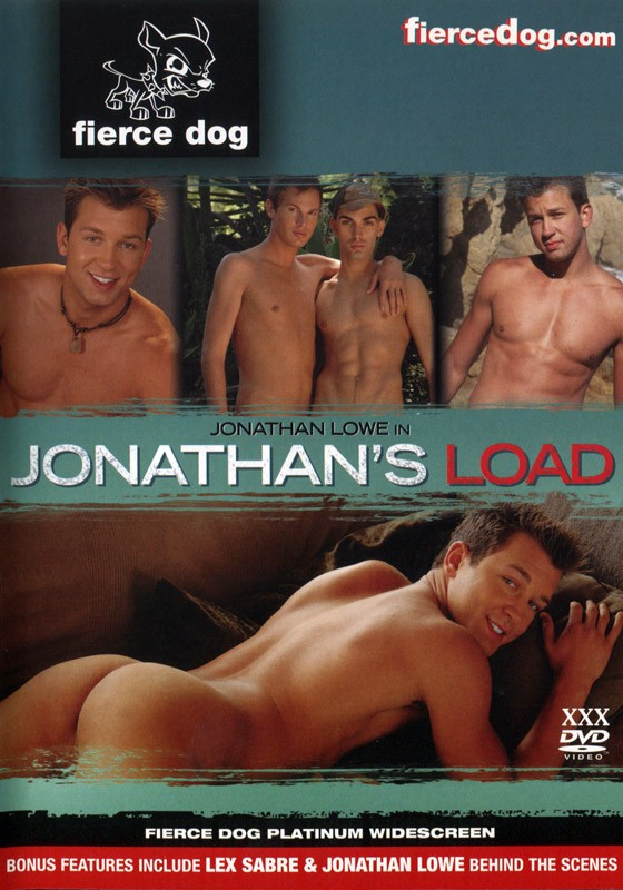 Jonathan's Load DVD - Front