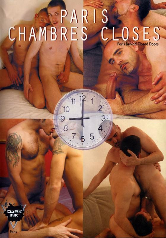 Paris Chambres Closes DVD - Front