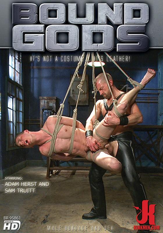 Bound Gods 57 DVD (S) - Front