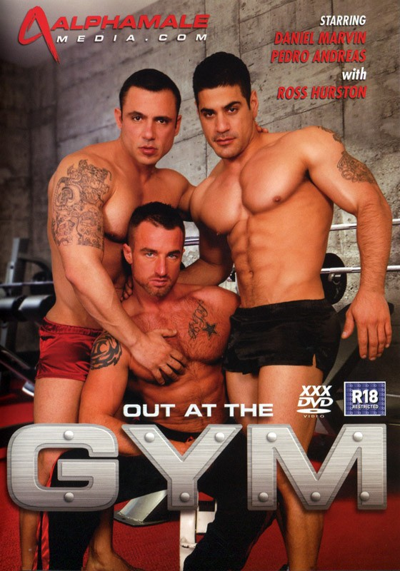 Out of the Gym DVD - Front