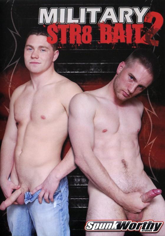 Military Str8 Bait 2 DVD - Front