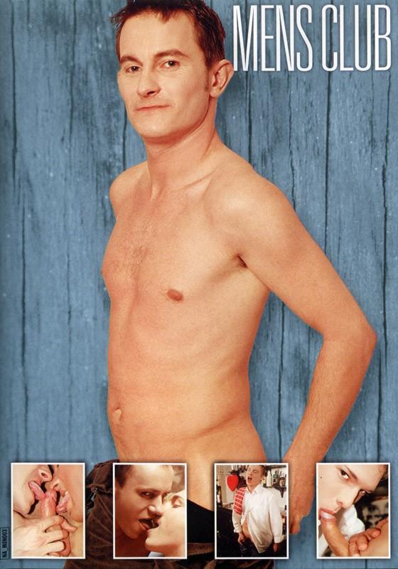 Mens Club Volume Three DVD - Front
