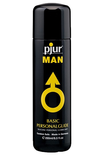 Pjur MAN Basic Personalglide Bottle 250 ml - Gallery - 001
