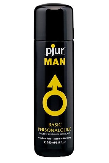 Pjur MAN Basic Personalglide Bottle 250 ml - Gallery - 001