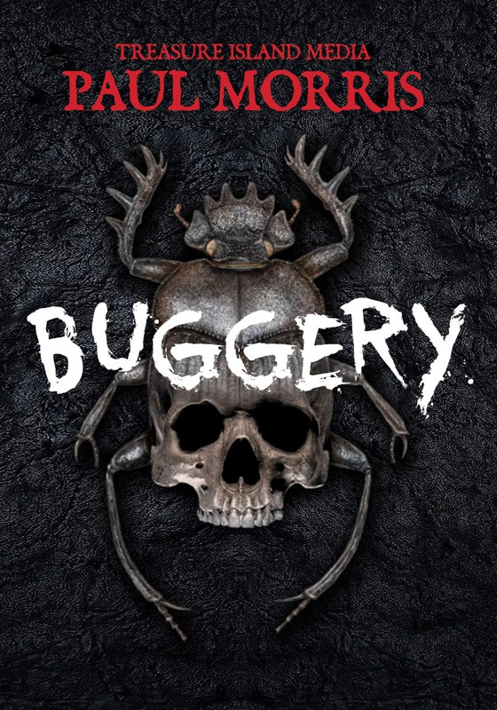 Buggery DVD - Front