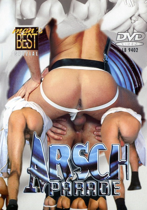 Arsch Parade DVD - Front