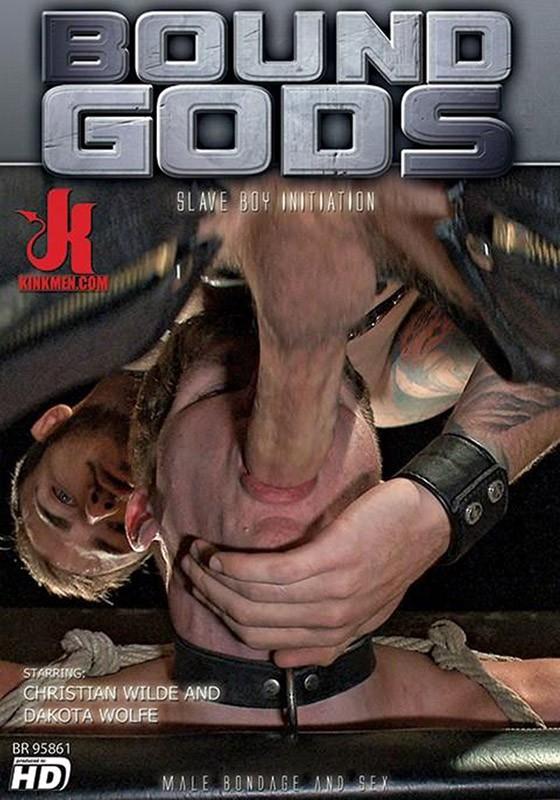 Bound Gods 59 DVD (S) - Front