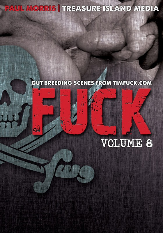 Fuck Volume 8 DVD - Front