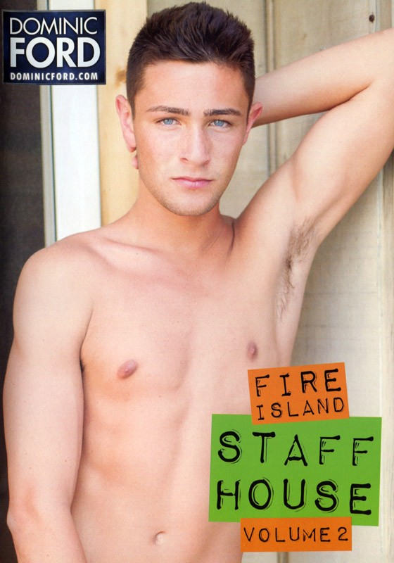 Fire Island Staff House Volume 2 DVD - Front