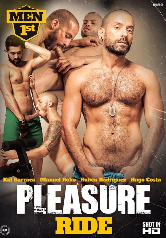 Pleasure Ride DVD - Front