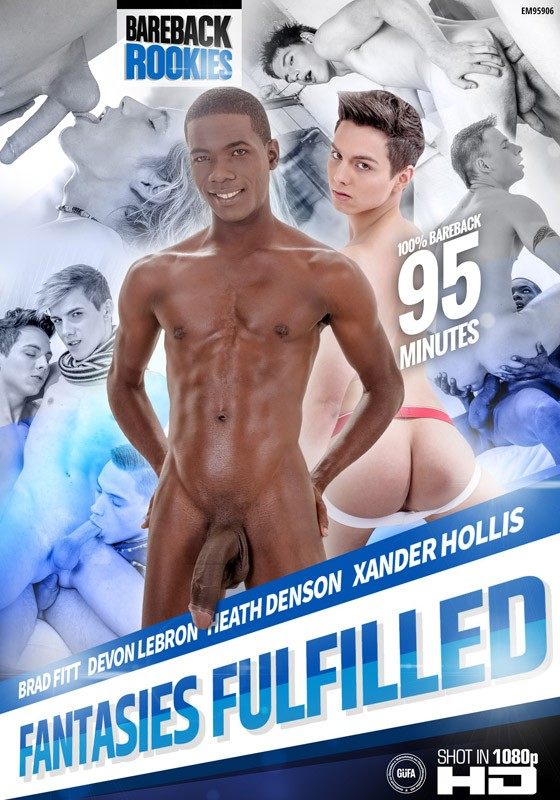 Fantasies Fulfilled DVD - Front
